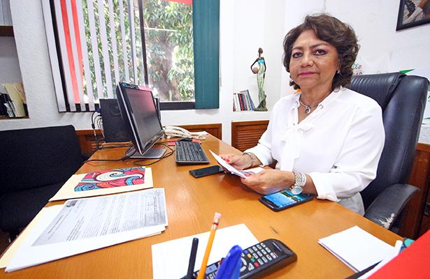 Lo que el PRI necesita es expulsar a los traidores: Gloria Herrera