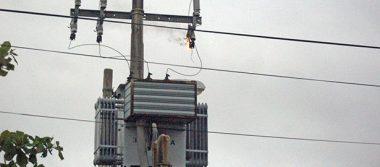 Provoca tormenta eléctrica caos en Jalpa