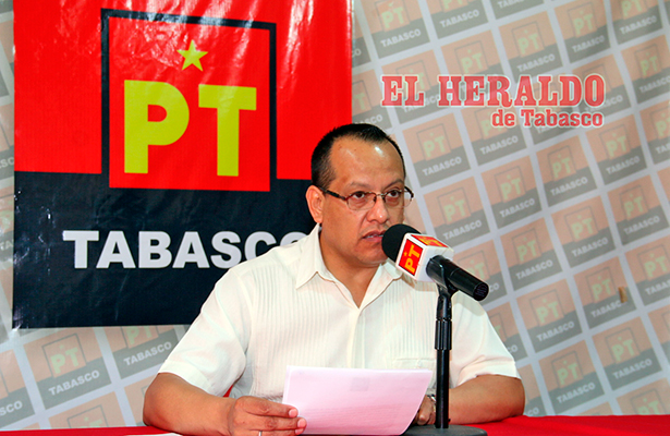 Condena PT violaciones en el Ministerio Público