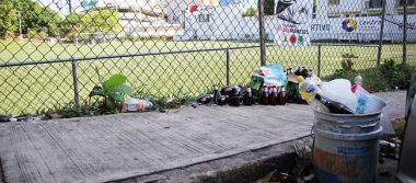 Deportivo Rovirosa, cantina de deportistas