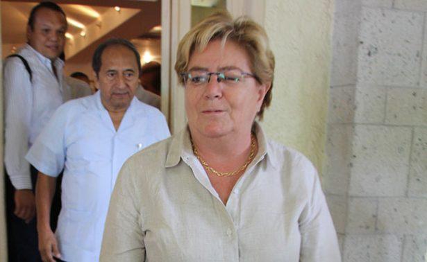 La marca del PRI se agotó: Gina Trujillo
