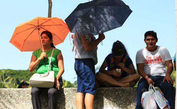Golpe de calor afecta a tabasqueños: Salud