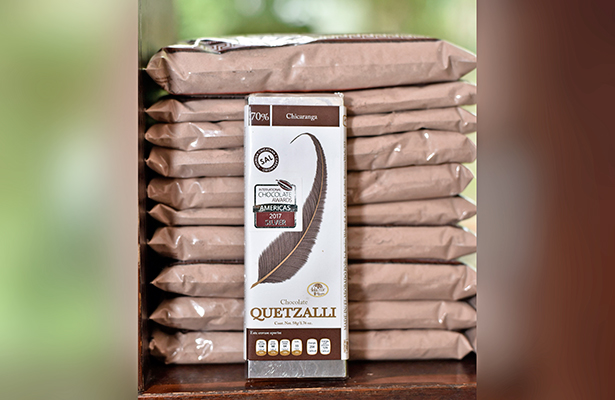 Chocolate tabasqueño gana concurso internacional