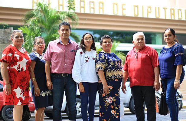 Denuncian regidores de Centla anomalías de Gabriela López
