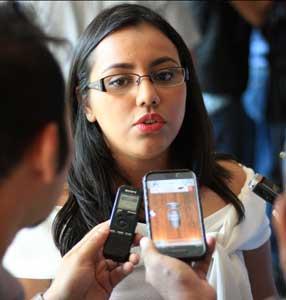 Se está convirtiendo Teapa en foco rojo: Sheila Cadena