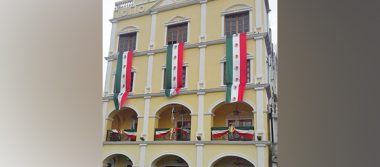 Custodian seguidores de Acosta, Palacio Municipal