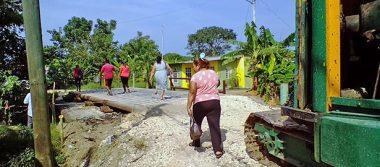 Inician construcción de puente de Santuario