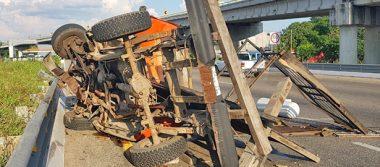 Dos accidentes dejan cinco heridos y un muerto