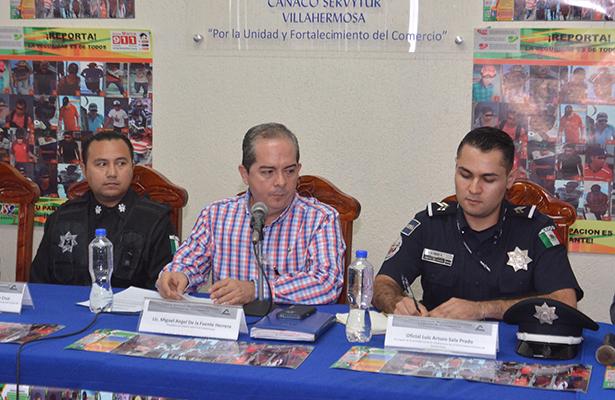 Incrementa atraco a comercios en Huimanguillo y Paraíso: Canaco