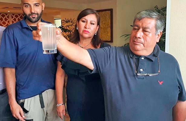 Avala Villaverde solicitud de empréstito para Centro