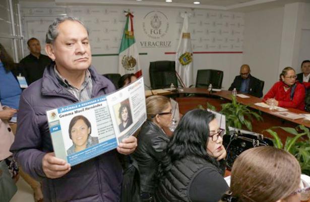 Autoridades maltratan a familiares de desaparecidos