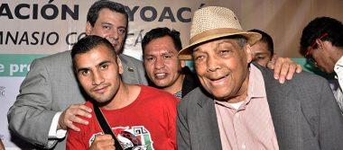 """""""Churritos"""" Hernández se comprometió a retomar su carrera"""