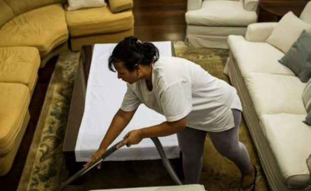 Senado busca formalizar a las trabajadoras del hogar