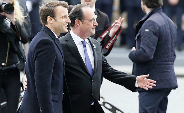 Traspaso de poderes a Macron será el domingo, confirma Hollande