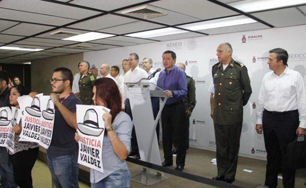 Osorio Chong rechaza espionaje desde gobierno federal a periodistas