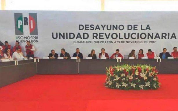 Defiende el PRI a partidarios acusados por El Bronco de irregularidades