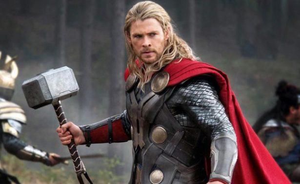 Así se ejercita Criss Hemsworth para obtener el cuerpo de Thor