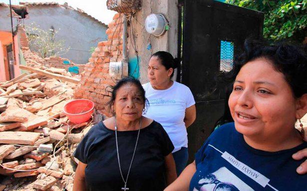 Terremotos dañaron más de 121 mil casas en Oaxaca y Chiapas: Sedatu