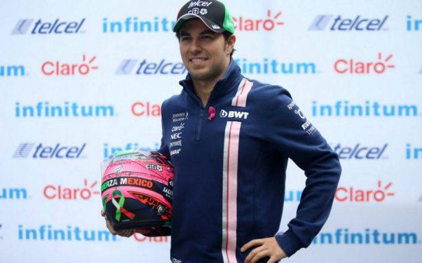 'Checo' Pérez perfila su salida como piloto en la Fórmula 1