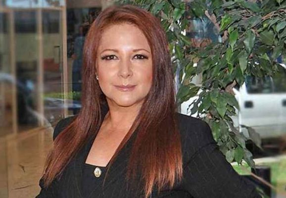 Muere la actriz y vedette Abril Campillo