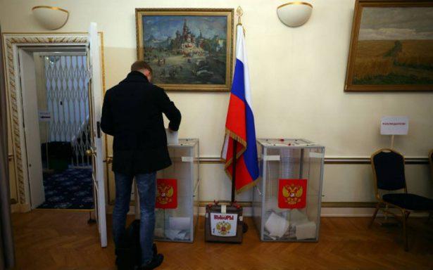 Oposición rusa denuncia irregularidades en comicios
