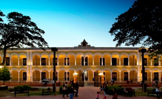 Biblioteca Campeche: riqueza histórica y moderna tecnología