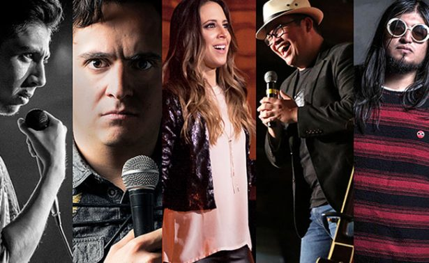 Los ases del stand up llegan a Querétaro, con su mejor repertorio