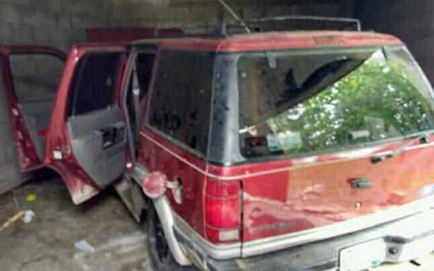 Marinos abaten en Tamaulipas a cinco presuntos criminales
