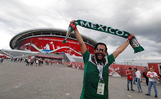 """Perdemos nosotros, pierdes tú… Tricolor pide no gritar """"ehh puto"""""""