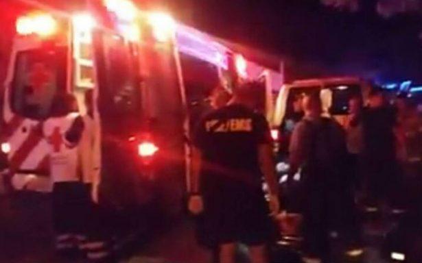 Voraz incendio mata a dos niños y una mujer en Culiacán