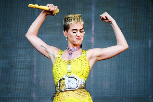 """Katy Perry ¿En el top musical con su nuevo álbum """"Witness""""?"""