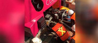 Trasnporte público en el Valle de México opera sin costo tras sismo