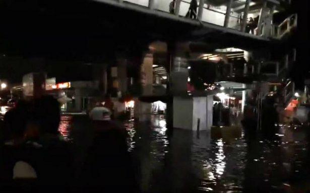 Metro restablece servicio en Línea 5; en LB continúan cerradas tres estaciones