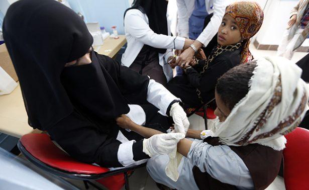 Cerca de 180 muertos por epidemia de cólera en Yemen