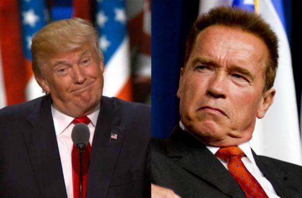 Schwarzenegger, despedido por patético nivel de rating: Trump