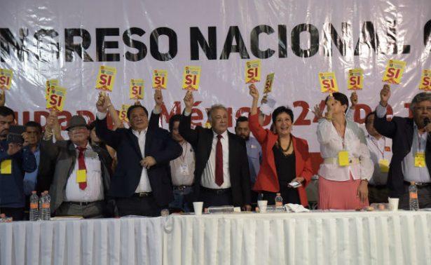 PT le da el sí a AMLO y acuerda ir con Morena por la Presidencia en 2018