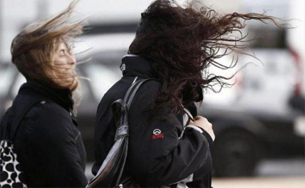 Este viernes prevén vientos fuertes en Coahuila, Nuevo León y Tamaulipas