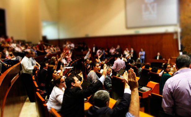 Voluntad política aprobó #SinVotoNoHayDinero