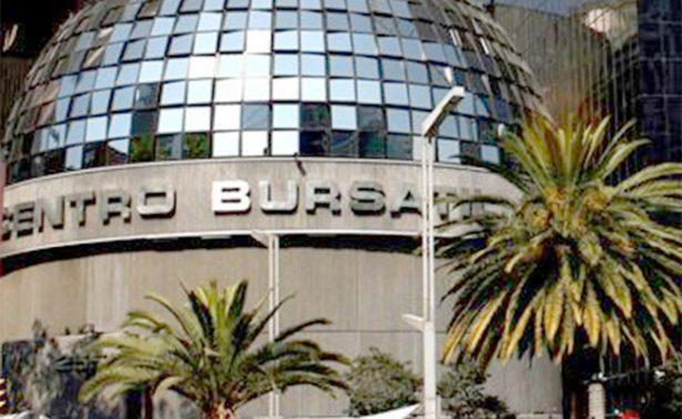 Bolsa Mexicana de Valores registra un avance en su apertura  de 0.10 %