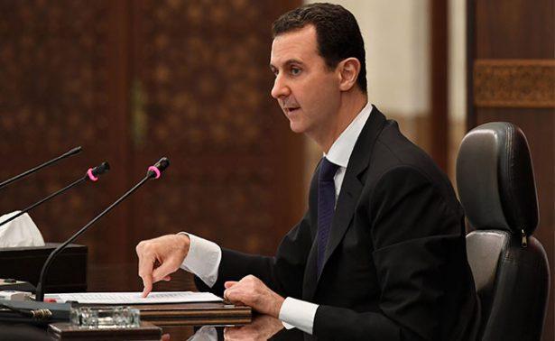 EU advierte posible ataque químico en Siria; acusa a Bashar al Assad