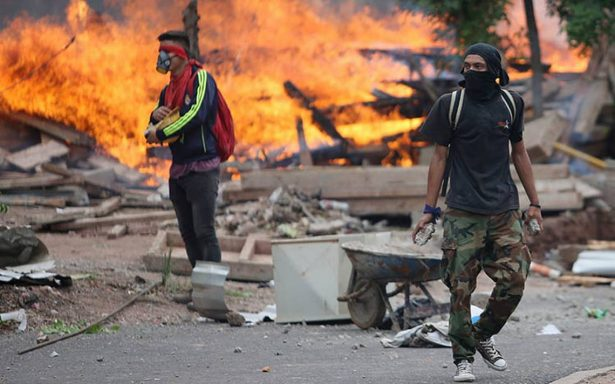 Reportan al menos siete muertos tras protestas por elecciones en Honduras