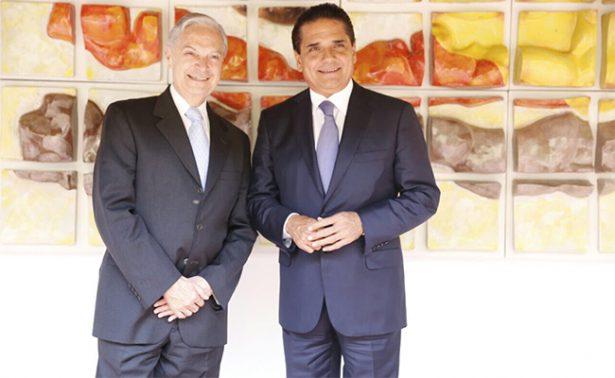 Ernesto Derbez y Aureoles coinciden en generar gobierno de coalición