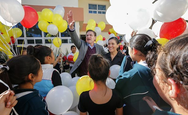 Promueve Durango costumbres saludables en los escolares