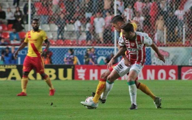 Rayos del Necaxa fuera de la liguilla tras derrota en Liga MX