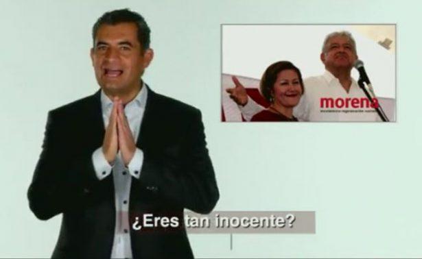AMLO tras corrupción de colaboradores ¿eres tan inocente?: Ochoa Reza