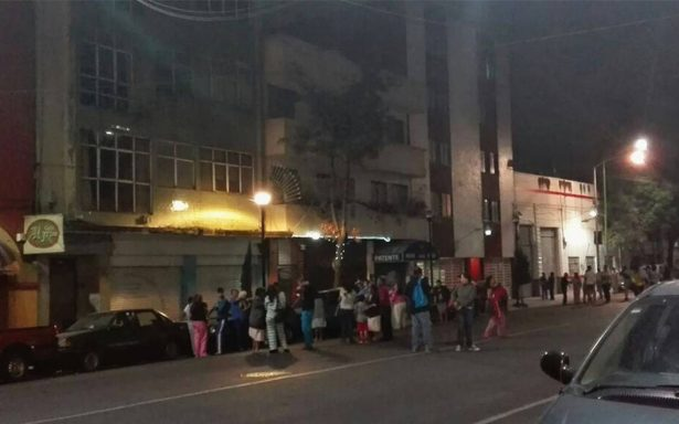 Sismo de magnitud 6.0 despierta a capitalinos