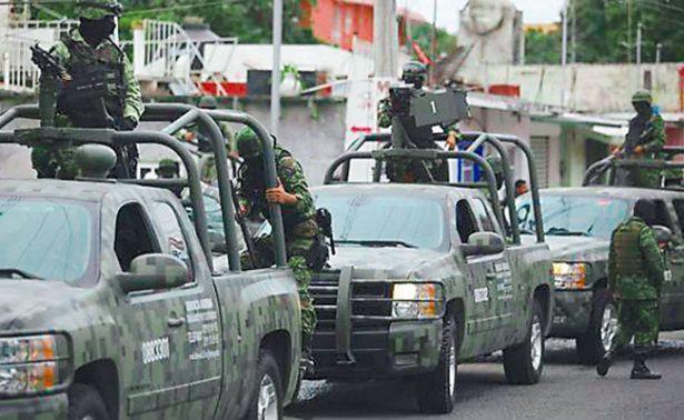Operativo militar en El Dorado, tierra de El Licenciado