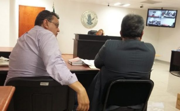Inicia proceso judicial exedil de Cuautla, Jesús González