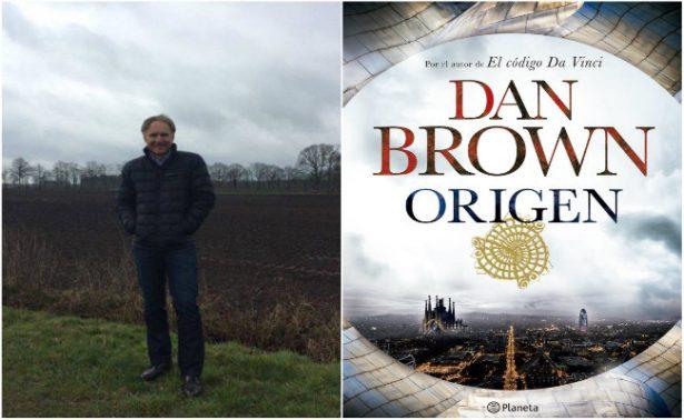 Dan Brown elige a España para el misterio de su nuevo obra