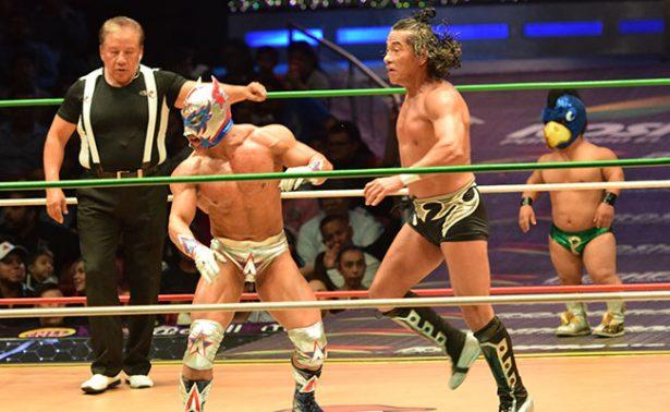 Carístico y Soberano ofrecieron una gran batalla en la Arena México